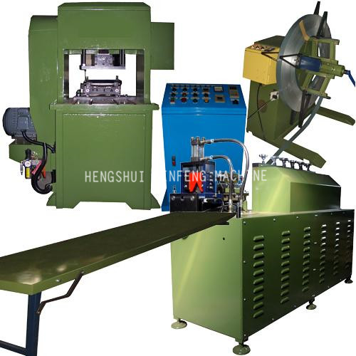 Expansion joint bead machine
