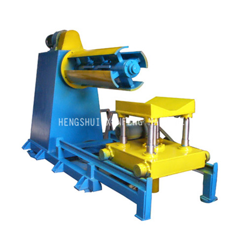 Accessary equipment for expanded mesh machine