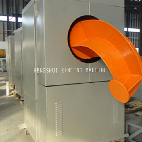 Wire pay-off machine for high efficiency and low consumption