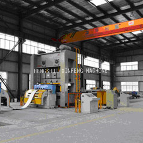 automatic Wind-proof and dust-free roll forming machine