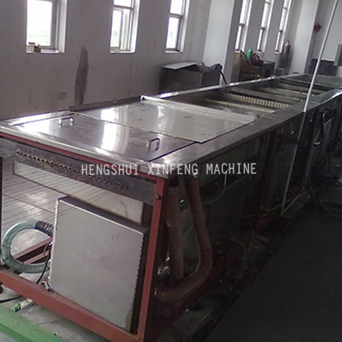 Ultrasonic Steel Wire Cleaning Machine