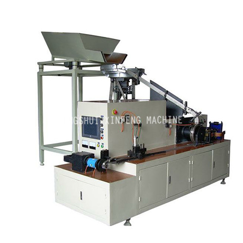 automatic coil nail making machine