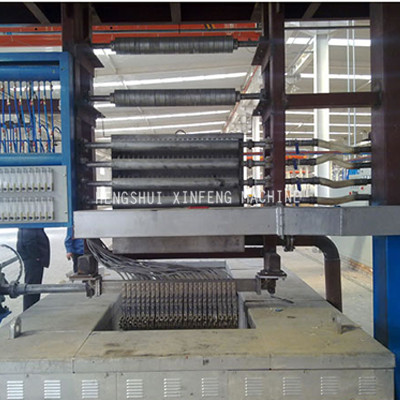 Steel Wire Hot Dip  Galfan Galvanizing Production line