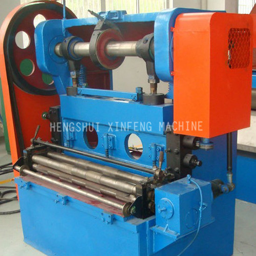 XF-1.0-1000 (16T) expanded metal machine